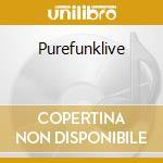 Purefunklive cd musicale di Gege' Telesforo