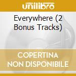 EVERYWHERE (2 BONUS TRACKS) cd musicale di TROOPER GREG