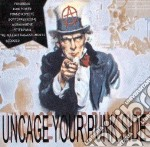 UNCAGE YOUR PUNK SIDE cd musicale di ARTISTI VARI