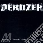 MONDO PERFETTO cd musicale di DEROZER