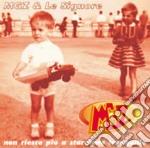 Mgz & Le Signore - Non Riesco Piu' A Starmene Tranquillo cd musicale di MGZ & LE SIGNORE