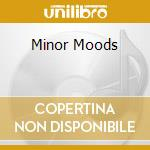 MINOR MOODS cd musicale di NEW YORK SKA JAZZ ENSEMBLE