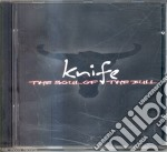 THE SOUL OF THE BULL cd musicale di KNIFE