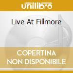 LIVE AT FILLMORE cd musicale di DISCO INFERNO