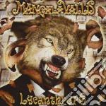 Mangala Vallis - Lycanthrope cd musicale di MANGALA VALLIS