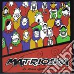 Matrioska - Lo Strano Effetto Che Fa cd musicale di MATRIOSKA