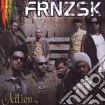 Franziska - Action cd musicale di FRANZISKA