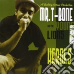 Mr.t-bone & The Youn - Heroes cd musicale di MR.T-BONE