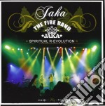 SPIRITUAL R- EVOLUTION                    cd musicale di JAKA