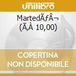 Martedì (€ 10,00) cd musicale di Aua