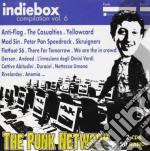 Indiebox Vol. 6 cd musicale di Artisti Vari