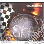 THE BEST SPAGHETTI SKA 1991/2011 cd musicale di Vallanzaska