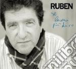 Ruben - Il Lavoro Piu  Duro cd musicale di Ruben