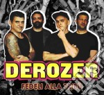 Fedeli alla tribù cd musicale di Derozer