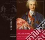 Broschi Carlo Detto Farinelli - Il Quaderno Dell'imperatrice, Vol.1 cd musicale di Farinelli