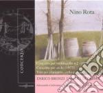 Nino Rota - Concerto Per Violoncello N.2 Concerto Per Archi cd musicale di Nino Rota