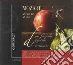 Mozart Wolfgang Amadeus - Duetti Per Violino E Viola Kv 423, 424, Divertimento Kv 563 cd musicale di Wolfgang Amadeus Mozart