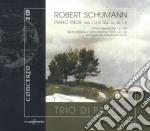 Piano trios cd musicale di R. Schumann