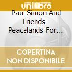 Peacelands cd musicale di Paul Simon