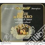 Nozze di figaro-daalisky,corry, '95 cd musicale di Wolfgang Amadeus Mozart
