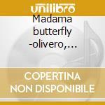 Madama butterfly -olivero, cioni na '61 cd musicale di Puccini