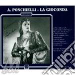 Gioconda - milanov,martinelli,panizza'39 cd musicale di Ponchielli