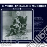 Ballo in maschera -bjorling,milanov,'40 cd musicale di Giuseppe Verdi