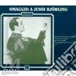 Jussi bjorling: omaggio (arie 1930-1944) cd musicale di Bjorling j. - vv.aa.