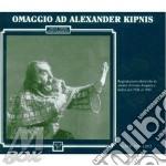 Arie da opere e lieder (1926 - 1945) cd musicale di Kipnis - vv.aa.
