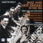 Jazz And Hot Singers In The 30s cd musicale di TRIO LESCANO/DE SICA VITTORIO