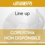 Line up cd musicale di Mauro Negri