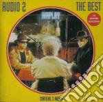 Audio 2 - The Best cd musicale di AUDIO 2