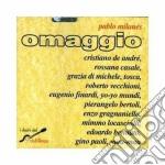 OMAGGIO A PABLO MILANES cd musicale di ARTISTI VARI