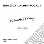 Remastering 1975-1979 (box set 4cd) cd musicale di Enzo Jannacci