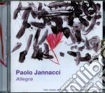 Paolo Jannacci - Allegra cd musicale di Paolo Jannacci