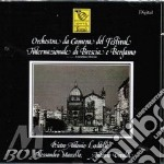 Conc. a 4 in mib maj op. vii n. 6 cd musicale di P.a. Locatelli
