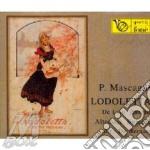 Lodoletta-de liso,zanetti,de bernart'94 cd musicale di Mascagni