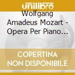 Int. comp. pf a 4 mani - pastorino pang cd musicale di Wolfgang Amadeus Mozart