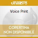 VOICE PRINT cd musicale di JON HASSELL VS.808