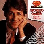 Giorgio Gaber - Barbera E Champagn cd musicale di