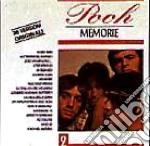 Pooh - Memorie cd musicale di