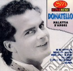 Donatello - Malattia D'Amore cd musicale di