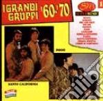 Grandi Gruppi 60-70 #01 cd musicale di