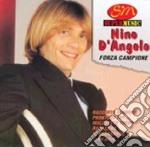 FORZA CAMPIONE cd musicale di D'ANGELO NINO