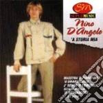 'A STORIA MIA cd musicale di D'ANGELO NINO