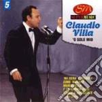 Claudio Villa - 'O Sole Mio cd musicale di