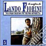 Lando Fiorini - 'Na Preghiera Pe Roma Sparita cd musicale di