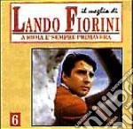 Lando Fiorini - A Roma E' Sempre Primavera cd musicale di