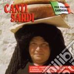 Canti Sardi cd musicale di