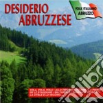Desiderio Abruzzese cd musicale di